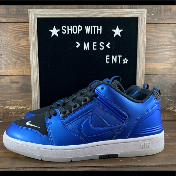 Nike SB Air Force II Low QS Men's Shoes NWT
